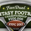 $500,000 Fanduel Fantasy Football Championship