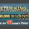 Peter King Free Entry Fantasy Challenge