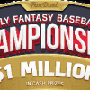 Win $1,000,000 Playing Fantasy Baseball!!